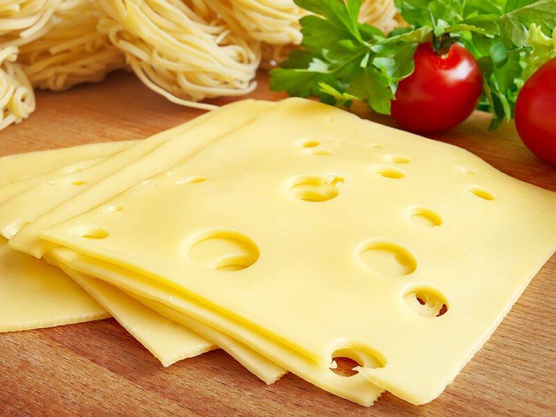emmental-slices