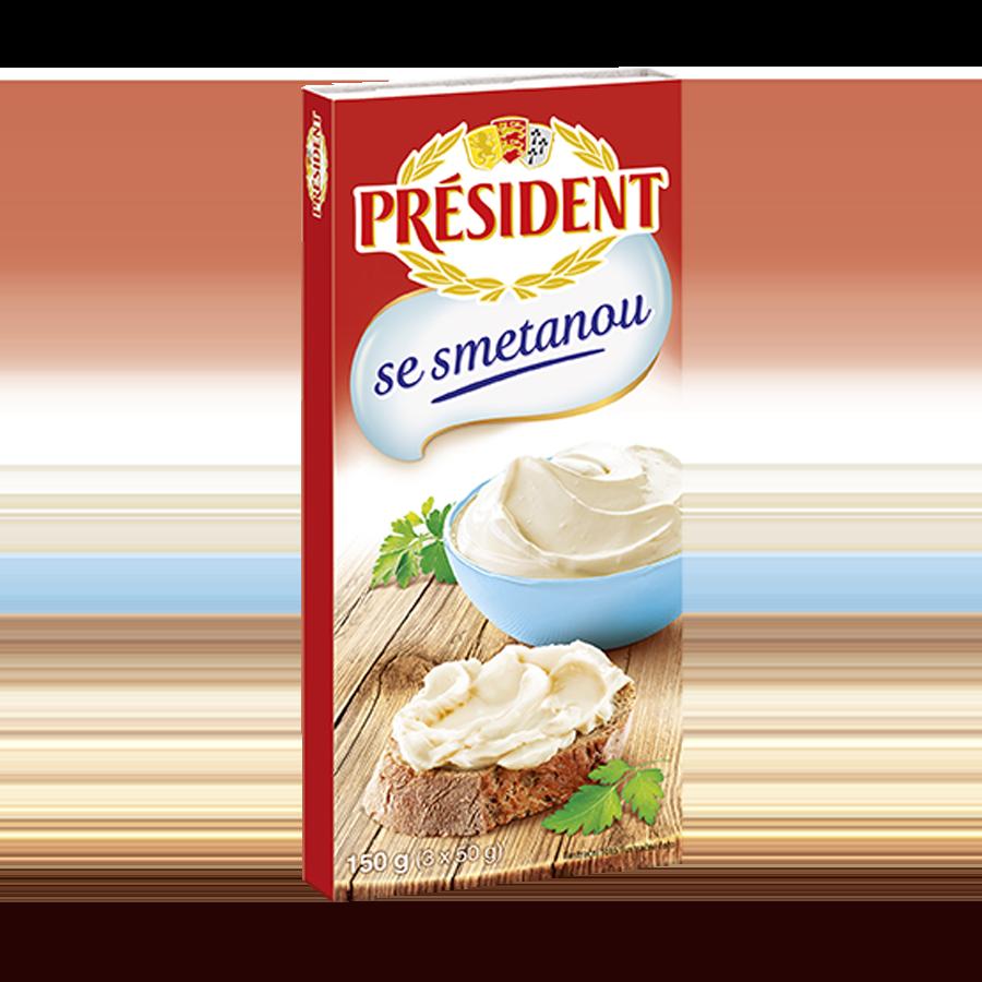 president-se-smetanou