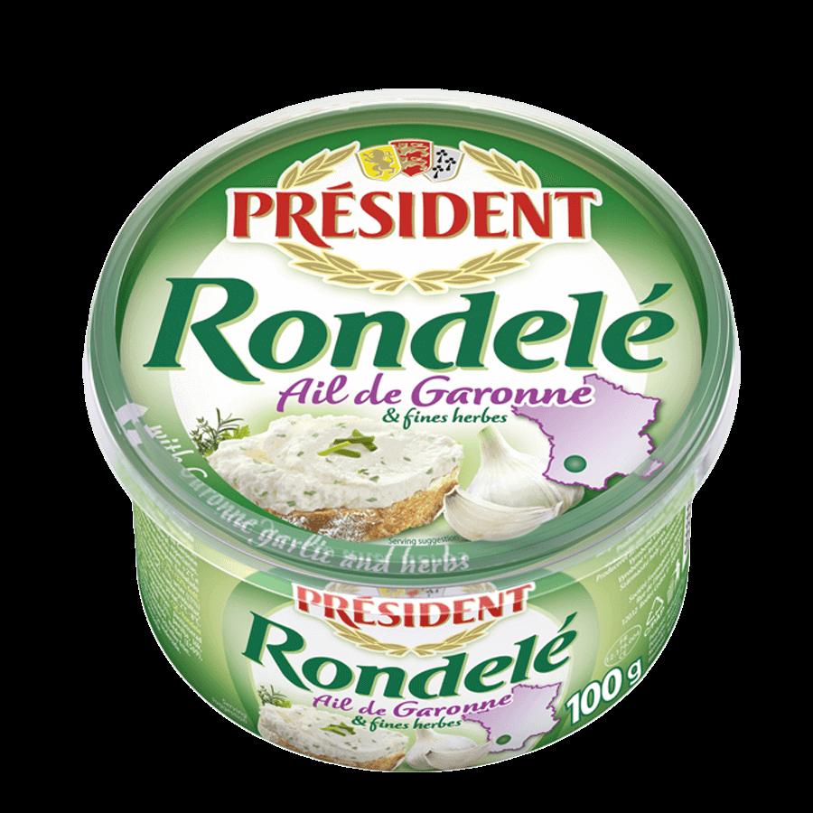 syr-rondele-cesnek-president