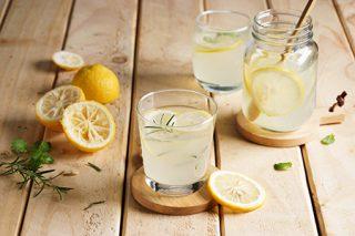 Ranní citronové osvěžení